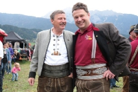 Tiroler Meistenschaft für Goaßl- und Peitschenschnöller